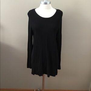 New AGB Black Lightweight Sweater